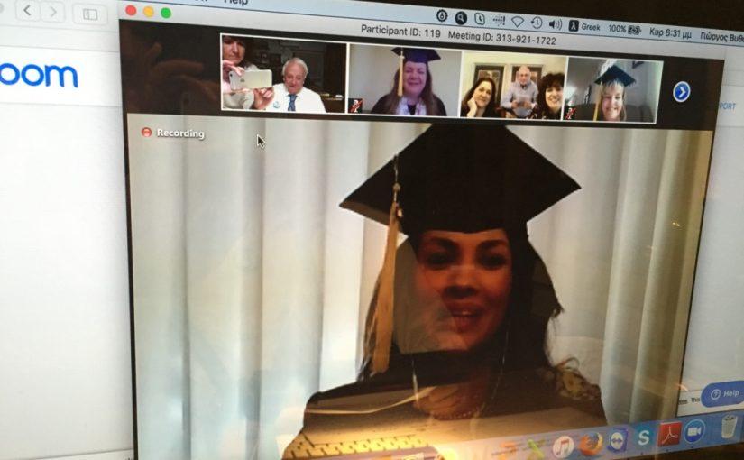 GRADUATION CEREMONY, PIHMA COLLEGE – Graduation Speech