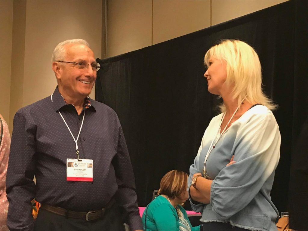 Vithoulkas-IACH PARTICIPATED AT THE 13TH ANNUAL JOINT AMERICAN HOMEOPATHIC CONFERENCE IN PHOENIX, AZ, USA3