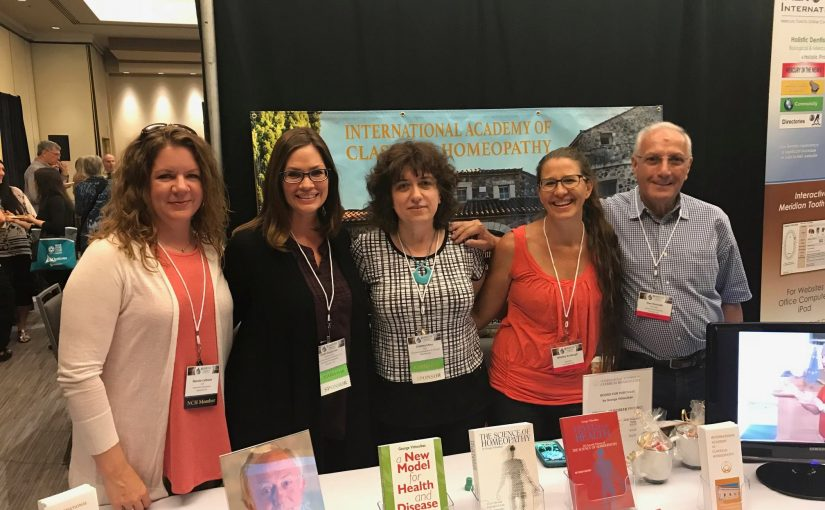 PARTICIPATION AT THE 13TH ANNUAL JOINT AMERICAN HOMEOPATHIC CONFERENCE IN PHOENIX, AZ, USA