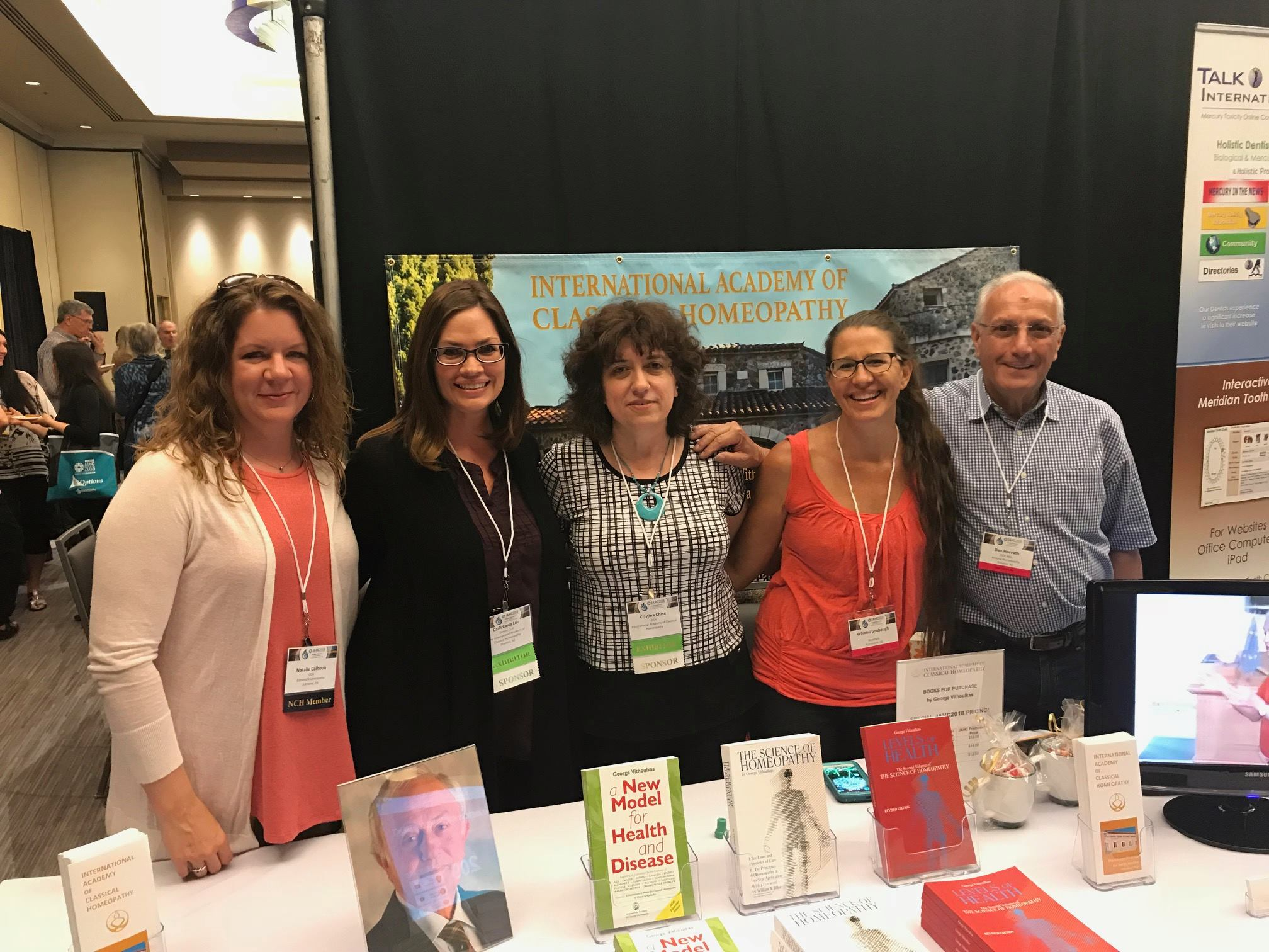 Vithoulkas-IACH PARTICIPATED AT THE 13TH ANNUAL JOINT AMERICAN HOMEOPATHIC CONFERENCE IN PHOENIX, AZ, USA5