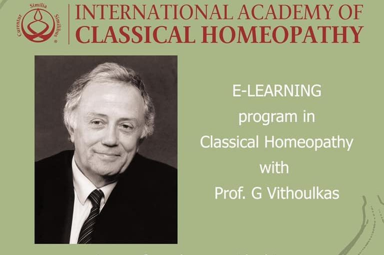 International Academy of Classical Homeopathy participated at the 12th Australian Homeopathic Medicine Conference 2021 on the 22nd and 23rd of May 2021